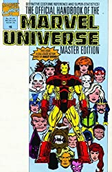 Essential Official Handbook of the Marvel Universe - Master Edition Volume 2 (Essential (Marvel Comics)) by Len Kaminski (2008-05-28)