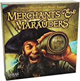 Z-Man Games ZMG7062 - Merchants and Marauders Brettspiel, Englisch