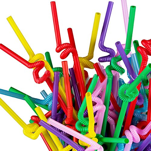 tininna-colorful-flexible-disposable-extra-long-plastic-drinking-straw-400-pcs