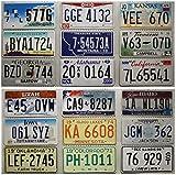 US Nummernschilder USA Kennzeichen