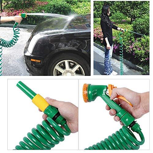 DharmikEnterprisemall-Washing-Gardening-Water-Spray-Gun-with-50ft-Adjustable-Hose-Pipe