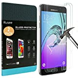 [2 Pack] Samsung Galaxy A5 2016 Protector de Pantalla, Samsung Galaxy A5 (2016) Protector de Pantalla de Vidrio Templado con [Alta Definición] [Sin Burbujas] [9H Dureza] Cubierta de Protector de Película para Samsung Galaxy A5 (2016)
