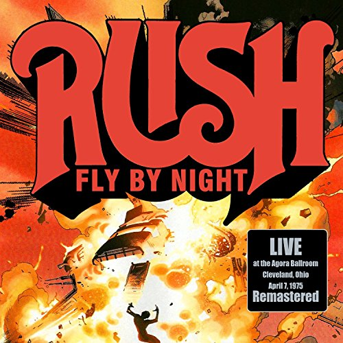 Fly By Night - Live At The Ago...