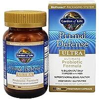 Garden of Life - Primal difesa Formula Probiotic Ultimate Ultra - 60 capsule vegetariane