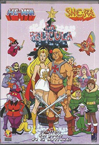 Pack He-Man Y She-Ra Navidad [Import espagnol]