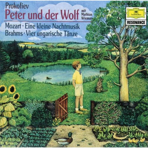"Prokofiev: Peter And The Wolf, Op.67 - Narration In German - Vorspiel:""Peter und der Wolf - ein musikalisches Märchen"""