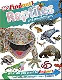 Reptiles and Amphibians (DKfindout!)