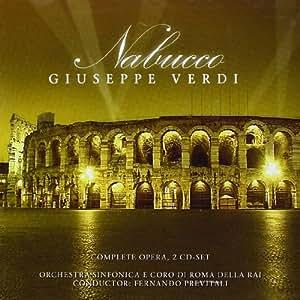 Nabucco: Orig. Rec. Arena Di Roma