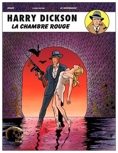 Harry Dickson, Tome 12 : La chambre rouge