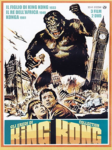 Cof. Gli Eredi Di King Kong (2 Dvd)