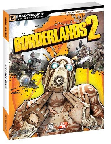 Preisvergleich Produktbild Borderlands 2 Signature Series Guide