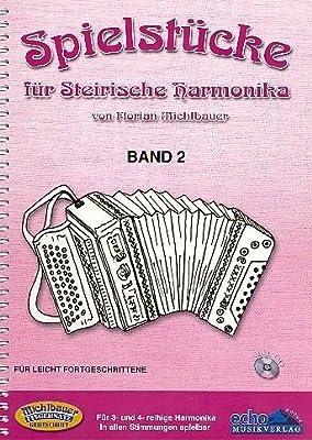 Spielstuecke Fuer Steirische Harmonika 2. Handharmonika