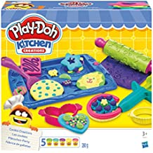 Play-Doh - Fábrica de galletas, multicolor (Hasbro B0307EU8)