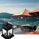 Sellify 2Pack Solar Power Lamp LED Lantern Outdoor Garden Beach Umbrella Yard Wall Light