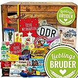Lieblings-Bruder | Advent Kalender DDR | Weihnachtskalender Damen Weihnachtskalender DDR Weihnachtskalender Frauen Weihnachtskalender für Männer Weihnachtskalender für Frauen
