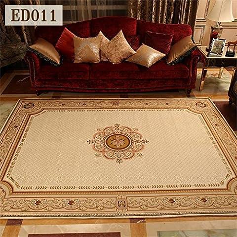 Americano Carpet salotto tavolino continentale sottile Camera comodino semplice cinese moderna