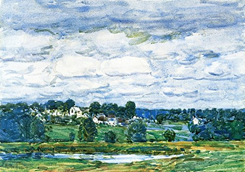Das Museum Outlet-newfields, New Hampshire, 1906-Poster Print Online kaufen (152,4x 203,2cm)