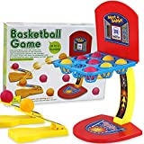 RISHIL WORLD Table Desktop Basketball Shooting Machine Game One Or More Players Game Children Toys