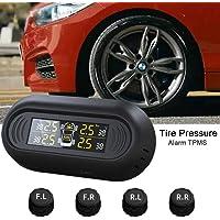 4 sensori di pressione pneumatici Continental//VDO per Suzuki Alto Baleno Ignis Jimny Swift SX4 Vitara sistema di controllo pressione pneumatici 6200