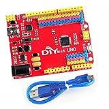 DIYmall Updated UNO R3 Atmega 16U2 3.3V 5V Option Compatible with Arduino