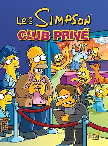 Les Simpson, Tome 29 : club