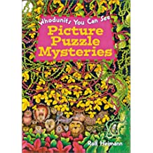 Picture Puzzle Mysteries: Whodunits You Can See