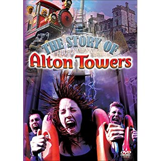 The Alton Towers Story [DVD]