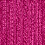 Check Point Knitty Plait No.2 Grobstrick GOTS - purpur |