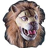 Carnival Toys - Ma1008 - Masque Adulte Lion Avec Poils Complet Latex