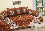 #6: RajasthaniKart Traditional 6 Piece Diwan e-Khas - 100%Cotton
