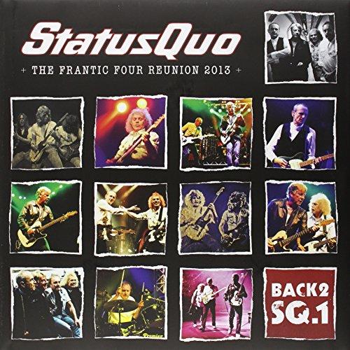 Status Quo: The Frantic Four Reunion 2013 (6 CD)