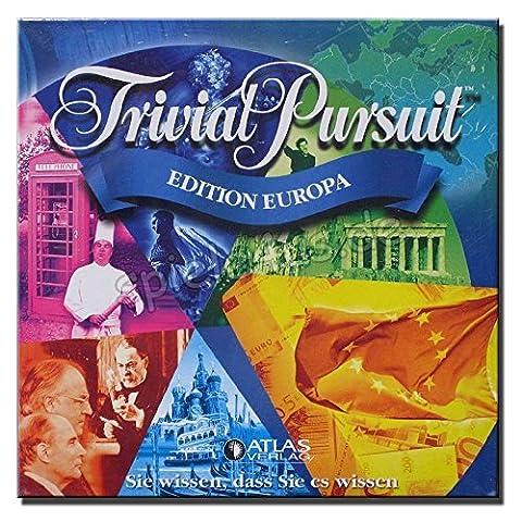 Trivial Pursuit Edition Europa (Reise-Version). (Monopoly Kompakt)