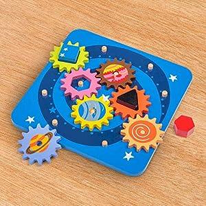 Tobar-23100-Puzzle Madera Espacio