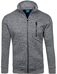 BOLF – Sweat – Pull de sport – Manches longues – Sweat-shirt – Homme T&C STAR TC69