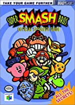 Super Smash Brothers - Official Strategy Guide de BradyGames