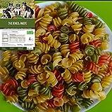 LuCano 4 kg Nudel - Mix | Barf Ergänzungsfutter für Hunde