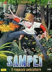 Sampei - Il ragazzo pescatoreVolume05