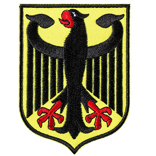 Escudo de águila de Alemania - escudo del escudo de armas alemán...