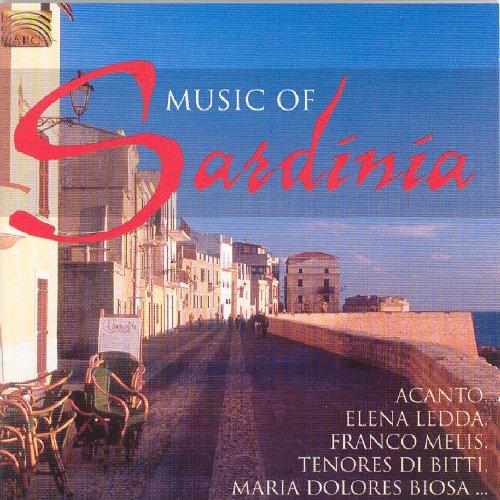 Preisvergleich Produktbild Music of Sardinia