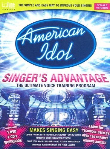 american-idol-singers-advantage-female-version-with-7-cds-and-dvd