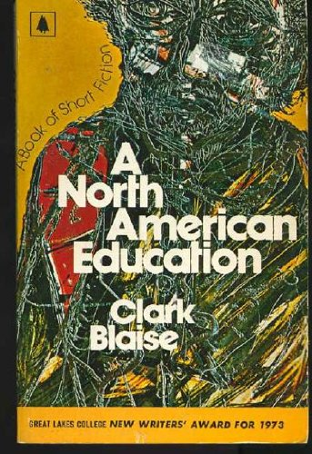 A North American education: A book of short fiction