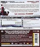 Deadpool [4K Ultra Hd + Blu-Ray + Digital Hd] [Edizione: Francia]