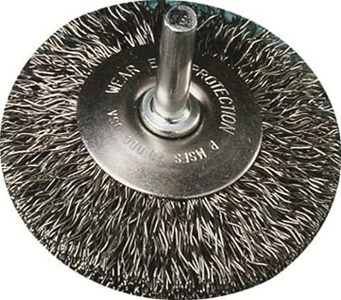 United Abrasives/SAIT 06705 2.5-Inch by .014 Crimp Wire End Carbon