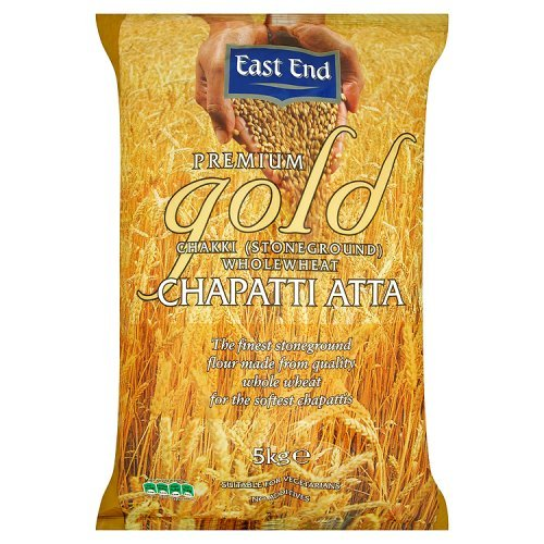 East End Premium Gold Chakki Atta, 5kg Test