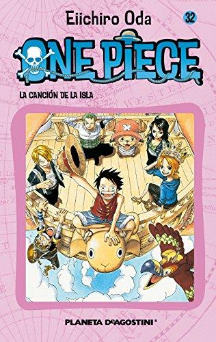 One Piece nº 32: La canción de la isla (Manga Shonen) por Eiichiro Oda