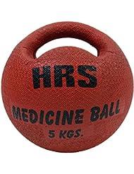 HRS Plyometric & Core Übung Single Handle Workouts Medizin Ball-Wählen Sie Gewicht und Farbe