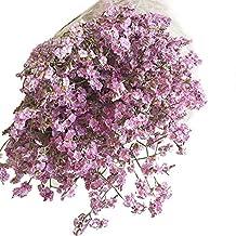Remeehi Ramo de flores secas naturales, ideal como decoración, 17#