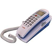 ALMURAT Landline Phone KX-T555CID Landline Corded Caller ID Telephone LED Indication Button Phone for Office Factory…