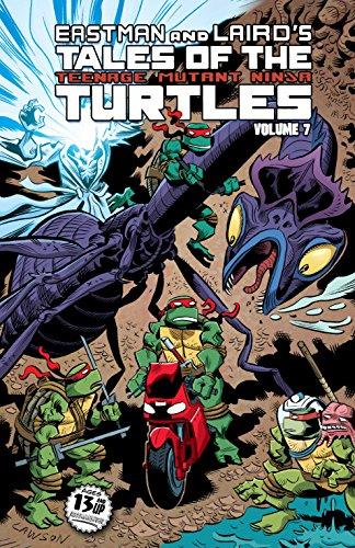 Teenage Mutant Ninja Turtles: Tales of the TMNT Vol. 7 ...