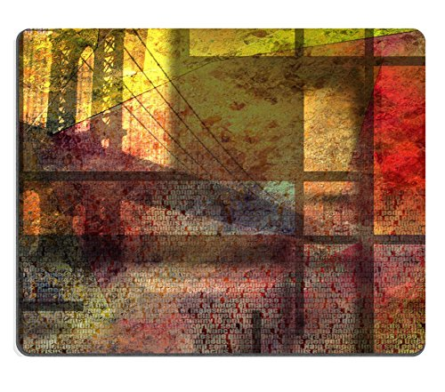 Mousepads Modern Art Inspired paesaggio NYC Image 28560975 by Msd Mat Customized desktop laptop Gaming Mouse pad